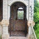Ажурная дверь
