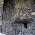 Старинные ворота города