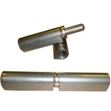 петли для дверей металлических
