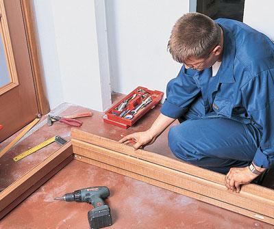 Как устанавливать правильно межкомнатные двери