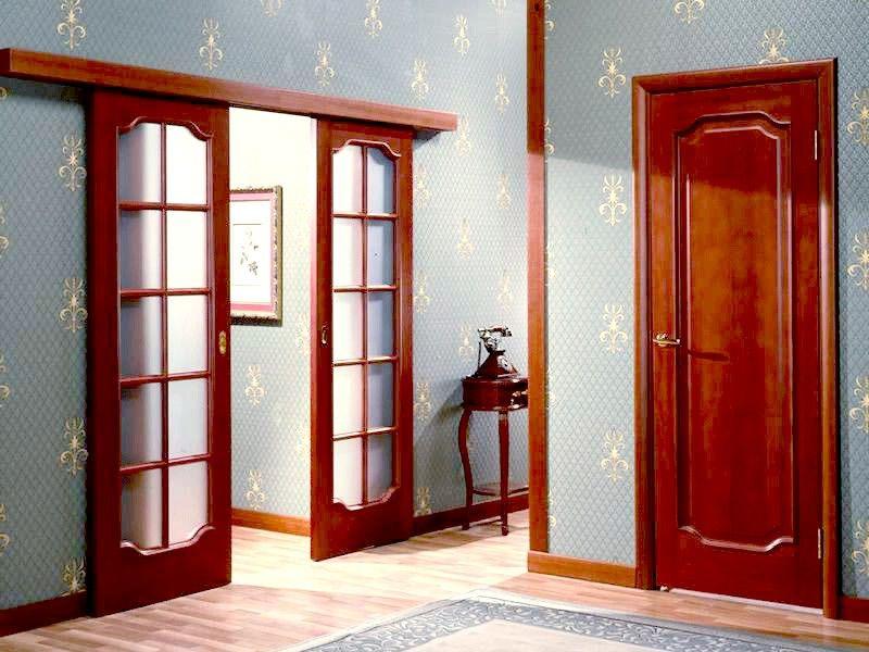 Обновленная межкомнатная дверь
