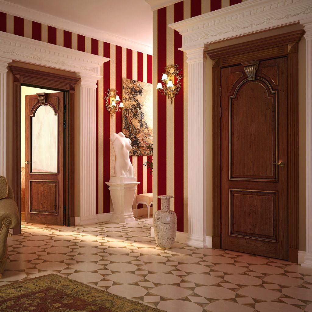 Открытие дверей извне помещения