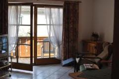 Балконные двери из стекла