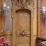 Богатая художественная резьба – один из элементов барокко