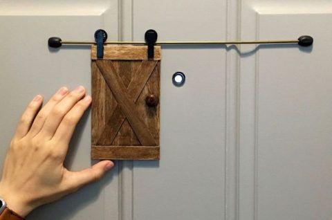Декор для входной двери