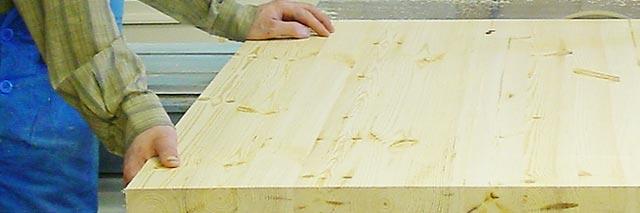 Соединяем панели в одно целое и делаем фугование плоскости