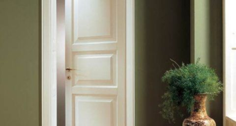 Двери достаточно надежны