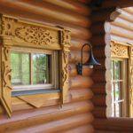 Двери и окна в одном стиле