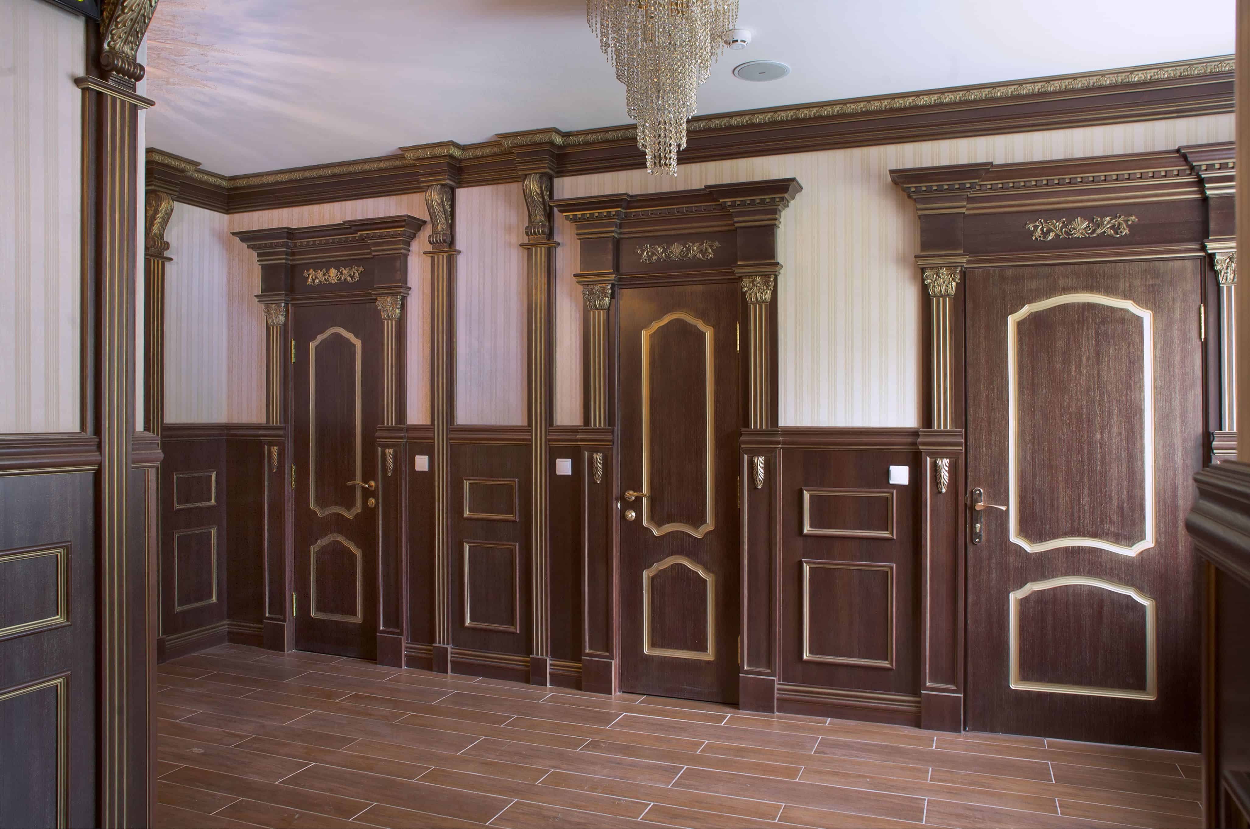 Двери ГОСТ 6629 88: столярка для жилых помещений