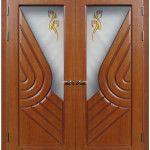 Двери из ламинированного МДФ