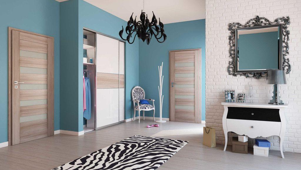 Двери комнатные с оригинальным дизайном