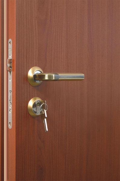 толщина дверей межкомнатных
