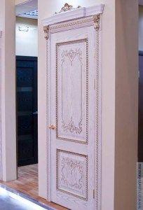 двери межкомнатные в стиле прованс
