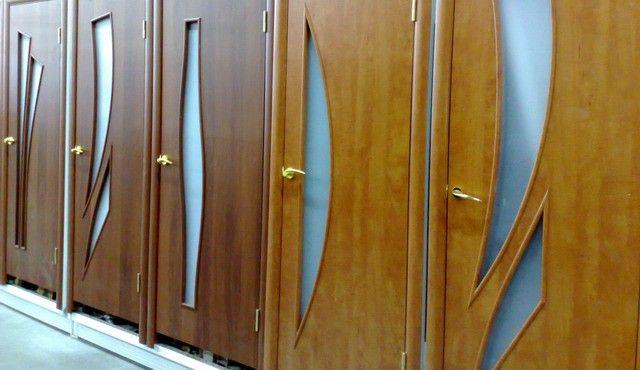 Примеры ПВХ дверей