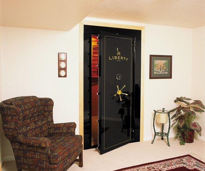 Двери сейфовые в квартиру
