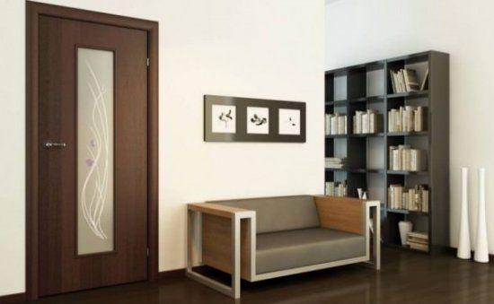 Правильно делаем сочетание двери и мебели