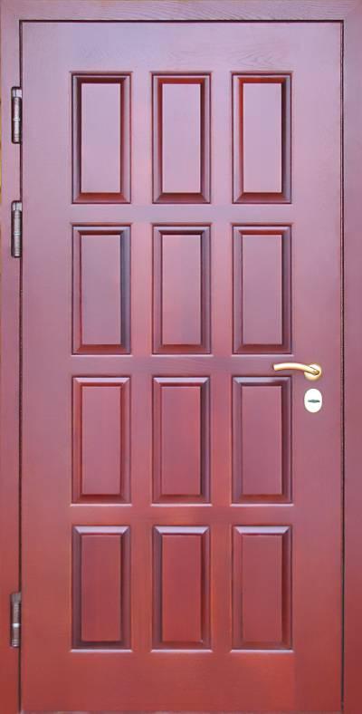 Двери усиленные