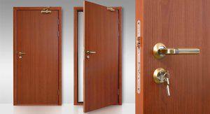 Дверное полотно ОЛОВИ