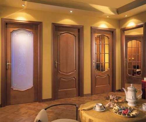 Дверные деревянные блоки дг 21 9