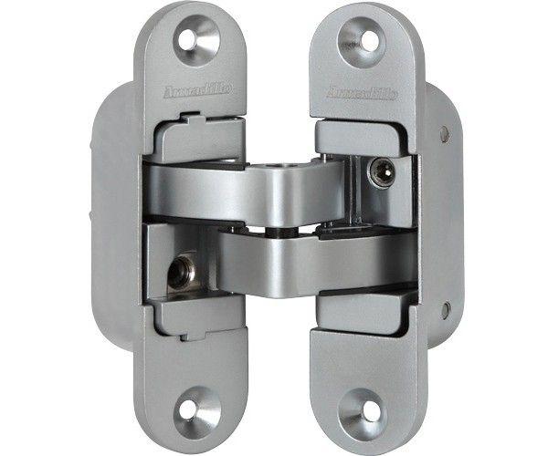 Дверные петли скрытые, для металлических дверей