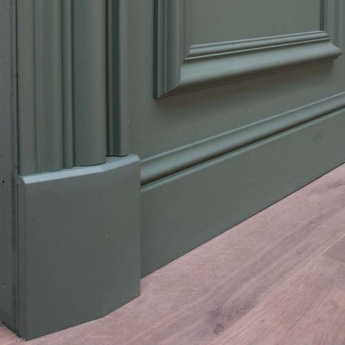 Элементы дверного декора из полиуретана