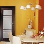 Фото кухонной двери 70 см