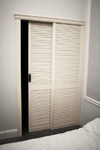 Гардеробные двери