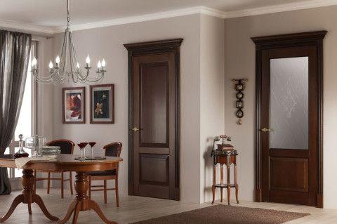 ГОСТ двери 6629 88: остеклённые и глухие полотна