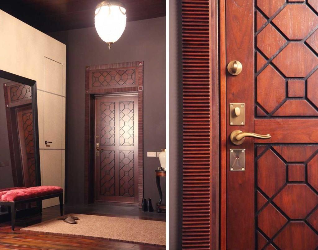 ГОСТ: изготовление металлических дверей
