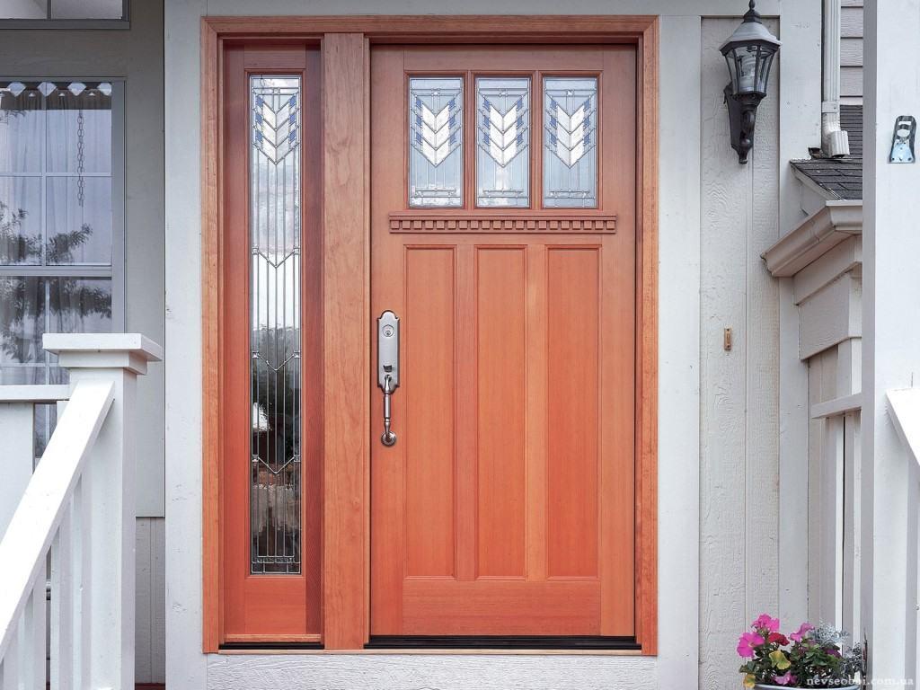 ГОСТ: установка наружных дверей