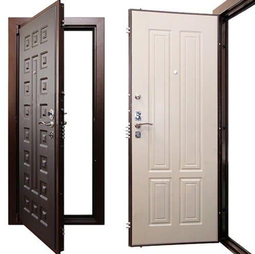 размеры входных дверей что нужно знать Sdelaidvercom