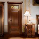 Интенсивность эксплуатации межкомнатных дверей минимальна