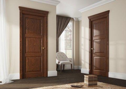 Интерьерные двери в классическом стиле