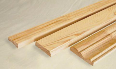 Изделия из дерева могут иметь практически любую форму