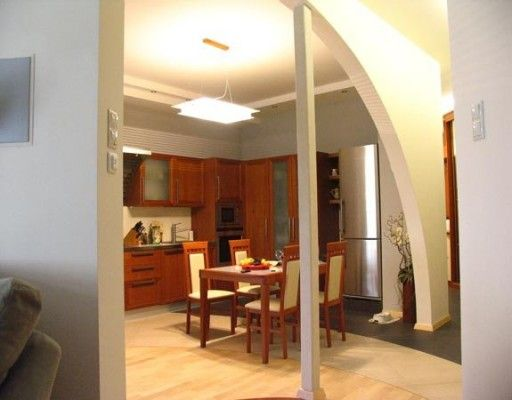 изготовление арки из гипсокартона