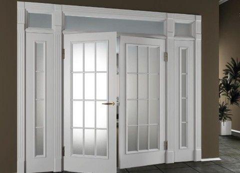 Качающееся полотно дверей