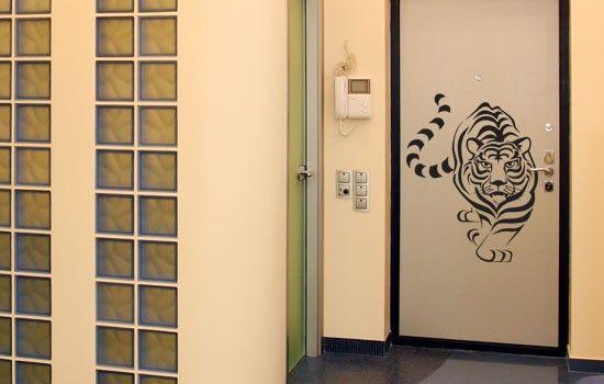 как облагородить старые межкомнатные двери