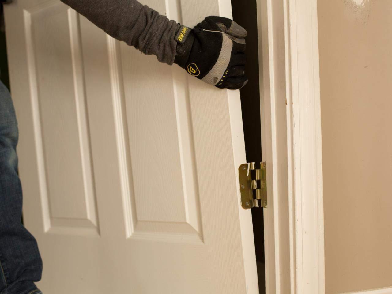 какие бывают двери межкомнатные