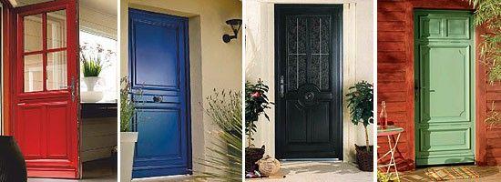 Делаем покраску дверей