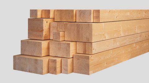 Какую дверную коробку выбрать: срощенный брус