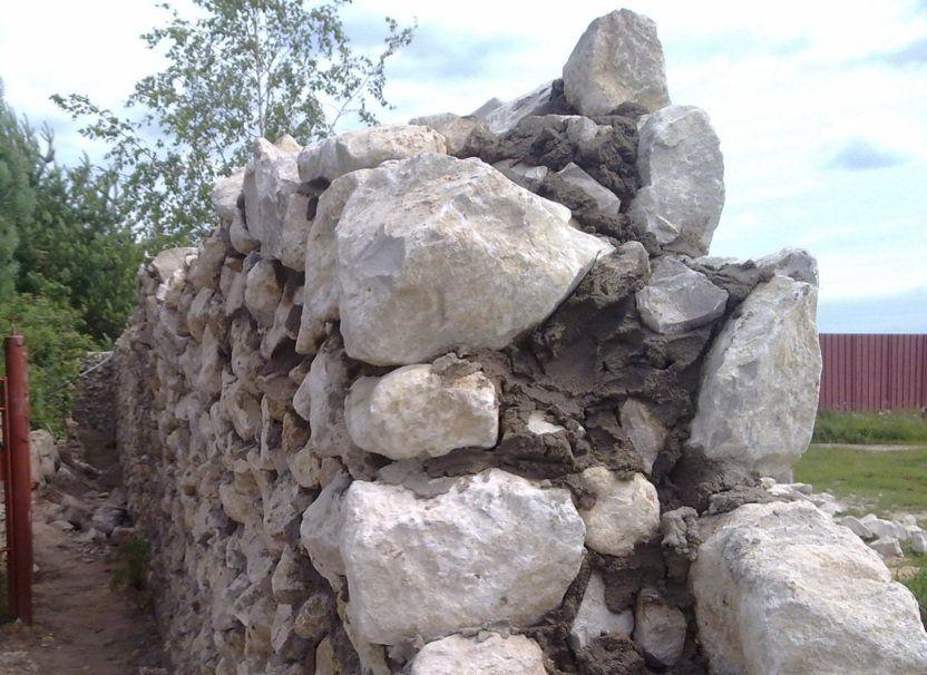 Кладка из дикого камня