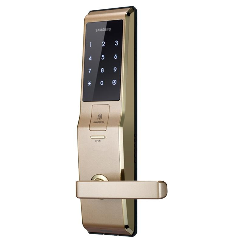 Кодовое электронное устройство для входной двери
