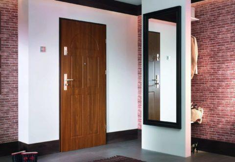 Красивая и качественная дверь