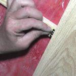 Крепление панелей к каркасу выполняется впотай с помощью кляммеров