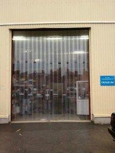 Применение поливинила при изготовлении двери