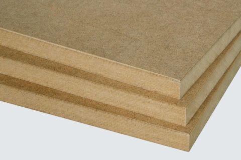 МДФ — однородный древесностружечный материал