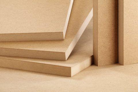 МДФ представляет собой прессованную плиту из древесной стружки