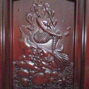 накладные замки на входную дверь