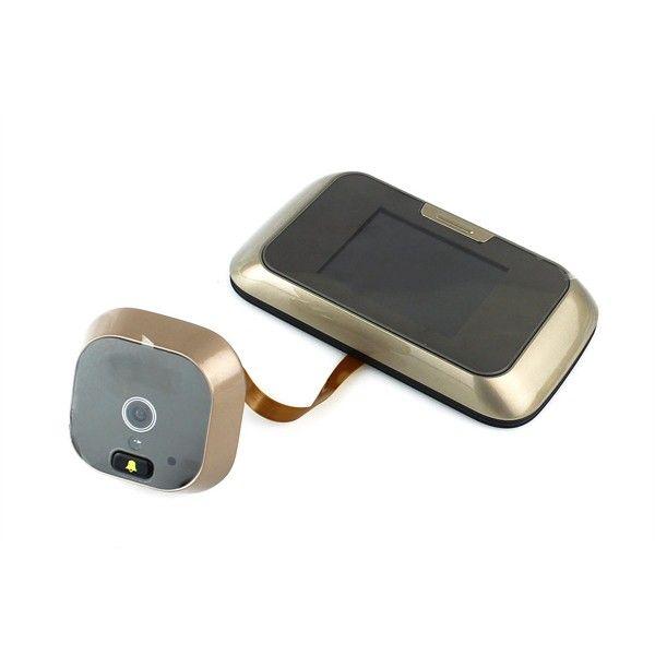 Недорогая модель видеозвонка