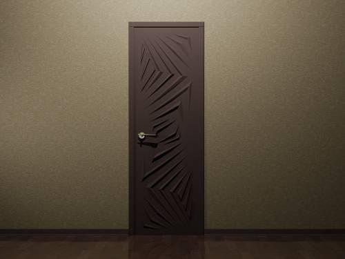 Новые технологии производства дверей: полотно 3D